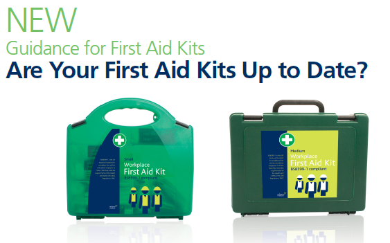 BS 8599 Compliant First Aid Kits