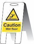 Free Standing Floor Signs