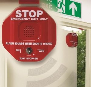 Anti-Tamper Alarms & Stoppers