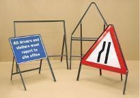 Metal Sign Frames