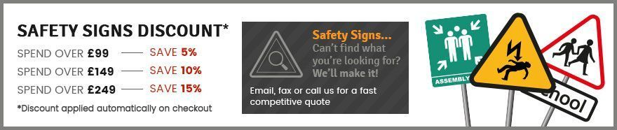 Safety Signs Iso 7010 Bs 5499 Compliant Signage From Safetybuyer