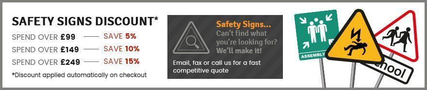Asbestos Safety Signs