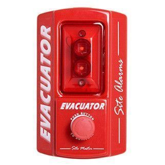 Battery Operated Fire Alarms