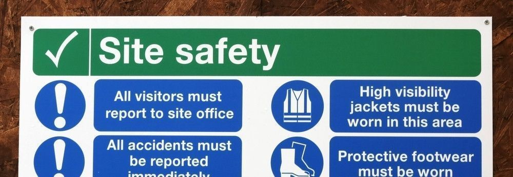 Why Are Safety Signs So Important?