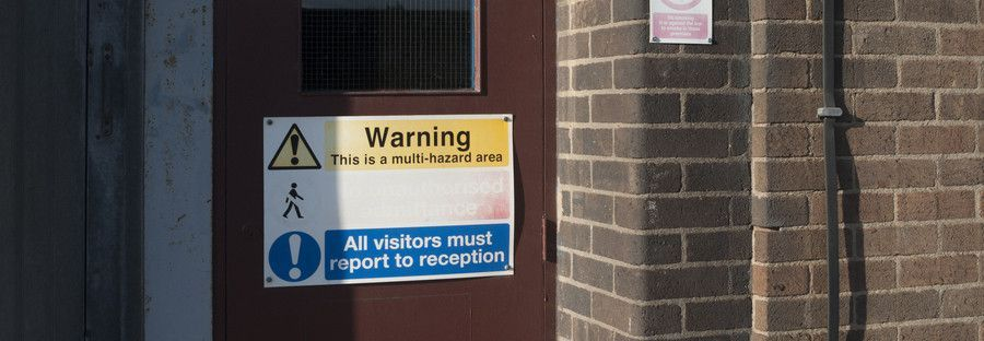 The Most Common Safety Sign Mistakes to Avoid