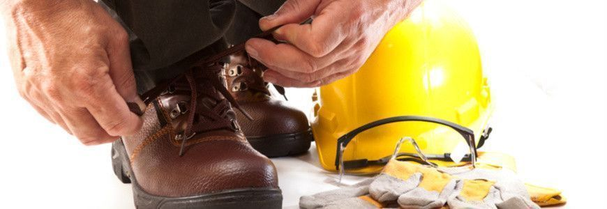 Feet first - making the right choices in safety footwear