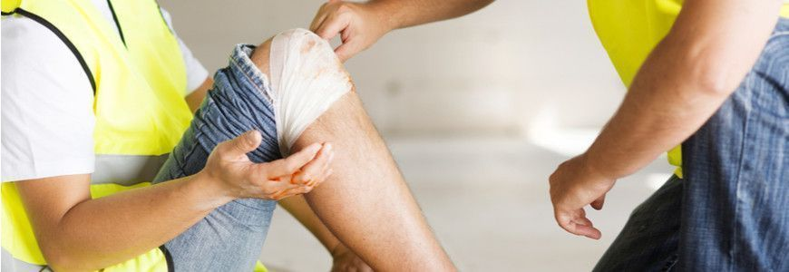 The most common causes of workplace injuries - and how to prevent them