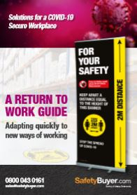 Covid-secure A Return to Work Guide